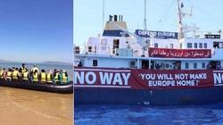NASZ KOMENTARZ: Tylko jeden statek chroni Europę przed inwazją - miniaturka