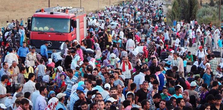 Uchodźcy wyjeżdżają z Polski. Wolą Syrię, bo tam żyje się już łatwiej - zdjęcie