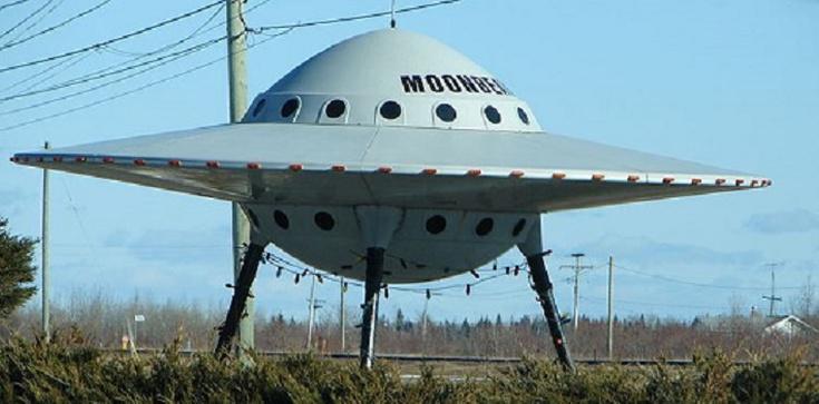 UFOlogia jako ,,naukowa'' religia - zdjęcie