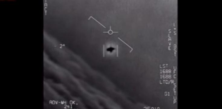 Raport w sprawie UFO: nie wiadomo co to, ale raczej nie kosmici - zdjęcie