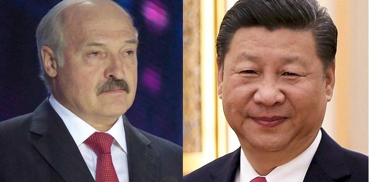Białoruś chce zbliżyć się do Chin  - zdjęcie