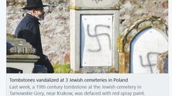 Tak się kreuje przekaz o polskim antysemityzmie  - miniaturka