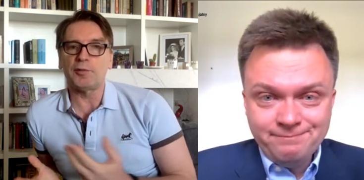 Tomasz Lis kpi z Hołowni: Ja dyplomu ,,dzielnego pacjenta'' nie dostałem  - zdjęcie