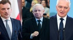 Spotkania Kaczyńskiego z Ziobrą i Gowinem. Co ustalono? - miniaturka