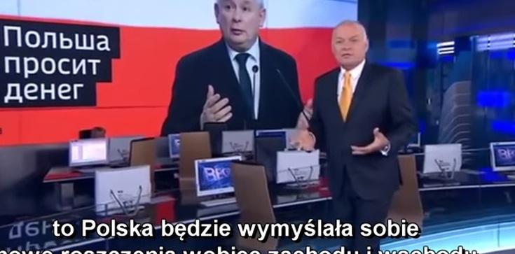 'Pakt Polski z Hitlerem', 'niewdzięczni Polacy', 'pijany gen. Błasik'. Tak Rosjanie kłamią na temat Polski i Polaków. Ta propaganda trwa OD LAT!!! - zdjęcie