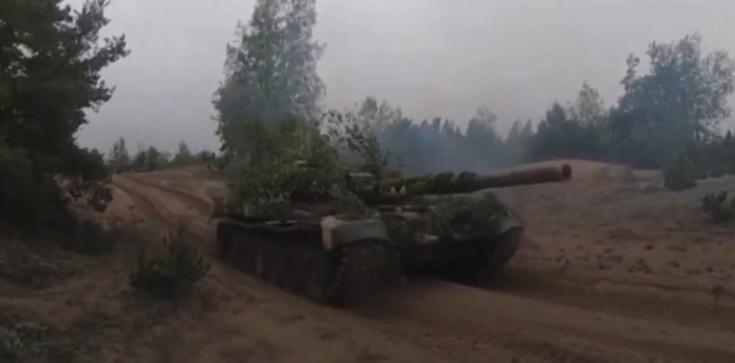 Białoruskie wojska zakończyły ćwiczenia - zdjęcie
