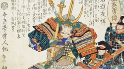 Samuraj w służbie Chrystusa - miniaturka