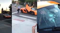 HIT internetu! Chłopiec na deskorolce zniszczył auto warte ponad 1 mln zł - miniaturka