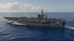 Amerykański niszczyciel ma Morzu Południowochińskim - miniaturka