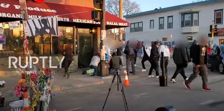 [Wideo] Arfroamerykańscy i komunistyczni kryminaliści tworzą w USA strefy bezprawia, do których policja nie ma wstępu - zdjęcie