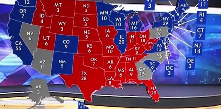 USA. Skandal w kolejnym hrabstwie. Głosy na Trumpa były zaliczane Bidenowi - zdjęcie