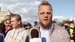 Strajk ,,przedsiębiorców'' - Tanajno zatrzymany. ,,Nie będzie przyzwolenia na atakowanie policjantów'' - miniaturka