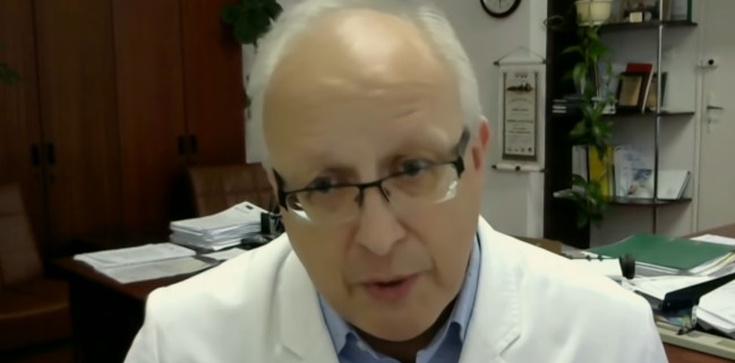 Prof. Flisiak: Zaostrzenie restrykcji może doprowadzić do buntu. To w walce z COVID-19 nie pomoże  - zdjęcie