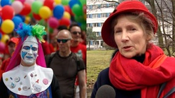 Skandal! Prof. Budzyńska ukarana naganą. ,,Zamach na wolność akademicką'' - miniaturka