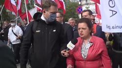 Protest rolników. R. Beger: ,,Odbierzemy kota Kaczyńskiemu''   - miniaturka