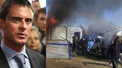 """Valls: Uchodźcy z """"Dżungli"""" będą Francuzami, mogą być urzędnikami! - miniaturka"""