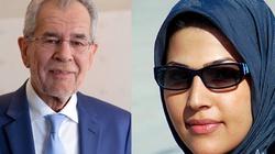 Prezydent Austrii chce włożyć hidżab wszystkim kobietom - miniaturka