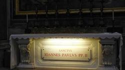 12. rocznica śmierci Jana Pawła II. Najbardziej omodlone miejsce na świecie - miniaturka