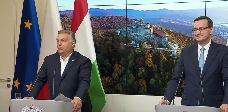 Orban broni Polski: Nikt nie będzie pouczał kraju narodzin Solidarności o praworządności! - zdjęcie