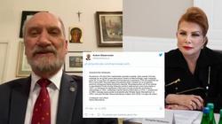 Antoni Macierewicz odpowiada Mosbacher: Napisałem prawdę i tylko prawdę - miniaturka