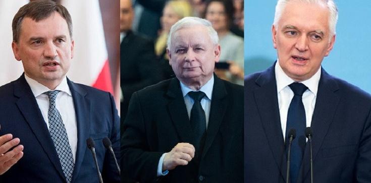 Czy Zjednoczonej Prawicy grozi rozpad? Media o kulisach negocjacji na Nowogrodzkiej - zdjęcie