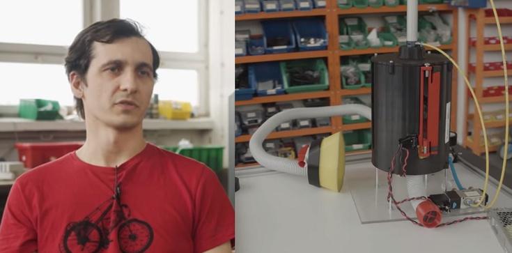 Polski respirator 3D dla Afryki i nie tylko? - zdjęcie