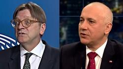 Brudziński: Wytoczyć proces tej ''kreaturze pasionej rublami z Gazpromu''!!! - miniaturka