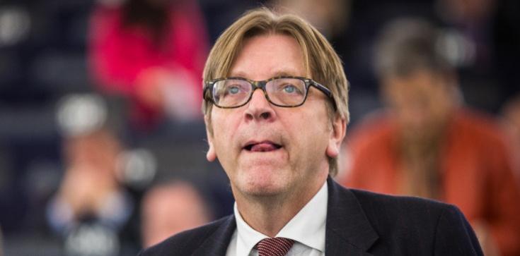 Skandal!!! Verhofstadt opluł Polskę i będzie bezkarny!!! - zdjęcie