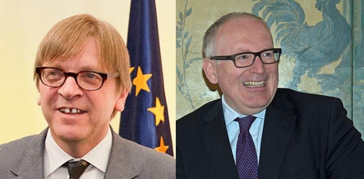 Uczony ostrzega: Chcą wypchnąć Polskę z Unii Europejskiej!!! - zdjęcie