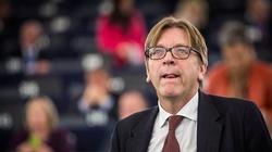 SKANDALICZNY atak Verhofstadta na Polskę! - miniaturka