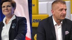 Arłukowicz chce jeździć z Beatą Szydło 'pociągiem lub autobusem'. Nietypowa propozycja polityka PO - miniaturka