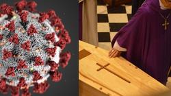 Pogrzeb zmarłego z COVID-19. Jak to wygląda? - miniaturka