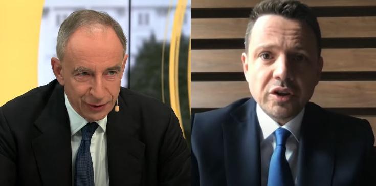 Bartoszewski: Trzaskowski nie raczył zaprosić mnie na uroczystości powstańcze - zdjęcie