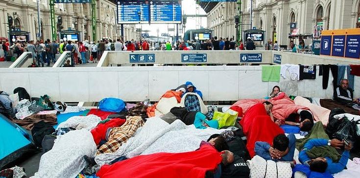 Narasta kryzys imigrancki we Włoszech  - zdjęcie