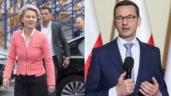 Ostre starcie Morawieckiego z von der Leyen w PE o Nord Stream 2 - miniaturka