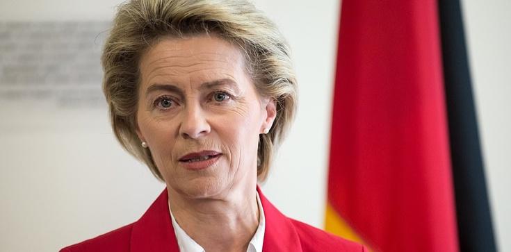 Ursula von der Leyen kandydatką na szefową KE - zdjęcie