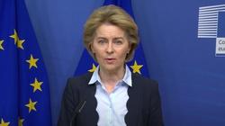 """Już nawet przewodnicząca KE mówi o """"ataku hybrydowym"""" na Polskę - miniaturka"""