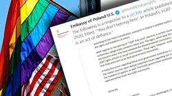 Fake newsem w Polskę. Ambasada raguje na kłamliwy reportaż CNN dot. LGBT - miniaturka