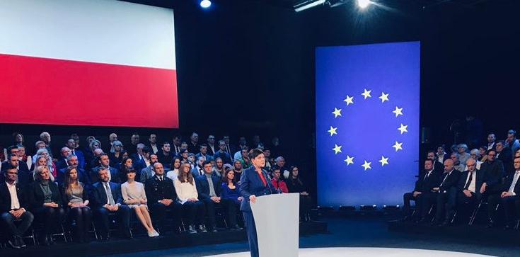 Beata Szydło: Bądźmy razem. Dajmy szansę Polsce! - zdjęcie