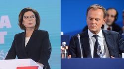 Tusk nakazał radykalizację, Platforma posłuchała i wywróciła kampanię swojej kandydatki - miniaturka