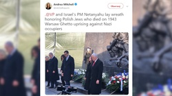 Kolejny skandal z Mitchell w roli głównej! Amerykańska dziennikarka zignorowała premiera Morawieckiego - miniaturka
