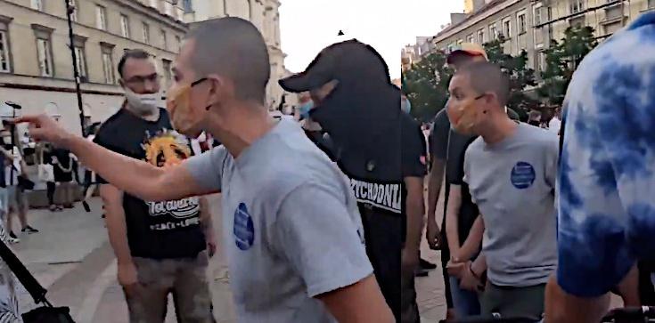 Policjanci vs bezbronna aktywistka? To zobaczcie te zdjęcia i nagranie! - zdjęcie