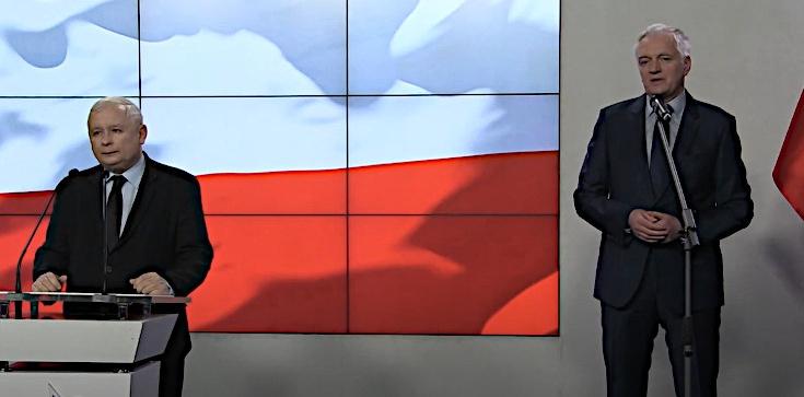 ,,Prawdziwy gamechanger''. Komentarze po oświadczeniu Kaczyńskiego i Gowina - zdjęcie