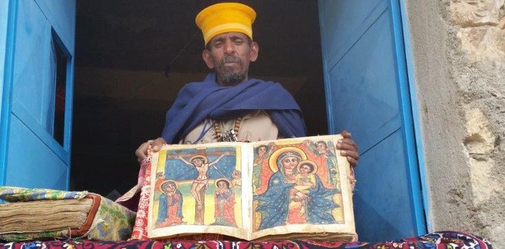 Najstarsze przekłady Ewangelii odkryte w Etiopii - zdjęcie