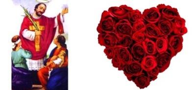 Św. Walenty - Patron opętanych, epileptyków i zakochanych