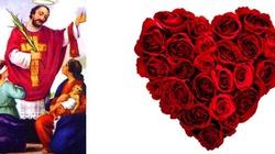 Św. Walenty. Patron opętanych, epileptyków... i zakochanych - miniaturka