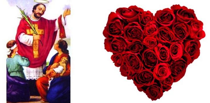 Św. Walenty. Patron opętanych, epileptyków... i zakochanych - zdjęcie