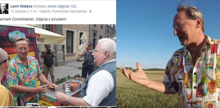 Cejrowski ujawnia, o czym rozmawiał z Wałęsą [FILM] - zdjęcie