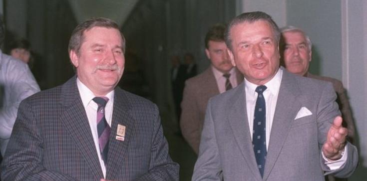 Przychodził Wałęsa po prośbie do domu Kiszczaka - zdjęcie