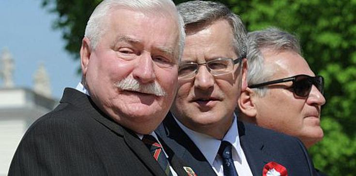 """Ależ oni się boją Kaczyńskiego! Komorowski straszy """"ordnungiem"""" - zdjęcie"""
